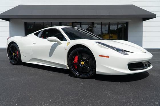 2014 Ferrari 458 Italia:18 car images available