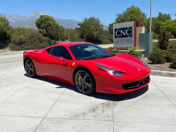 2015 Ferrari 458 Italia:14 car images available