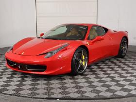 2011 Ferrari 458 Italia:9 car images available