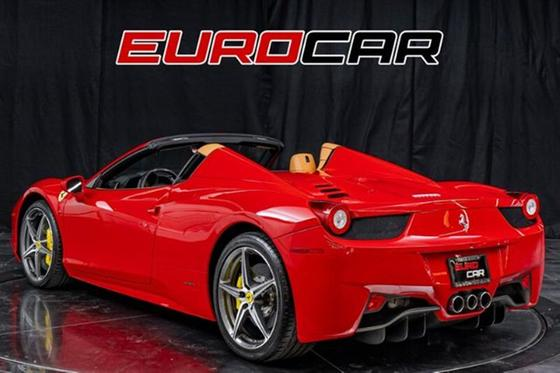 2015 Ferrari 458 Italia