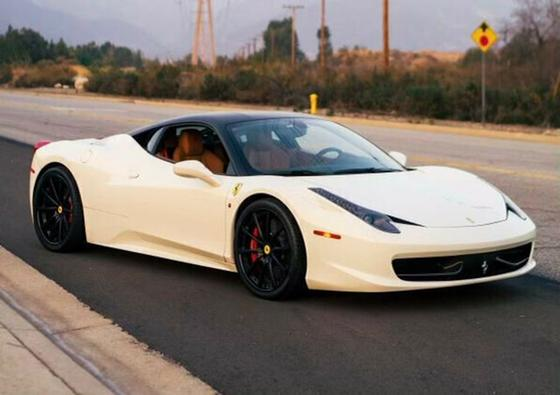 2012 Ferrari 458 Italia:7 car images available