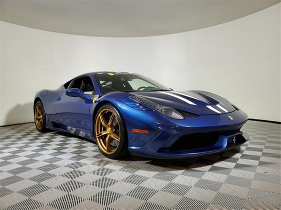 2015 Ferrari 458 Italia:20 car images available