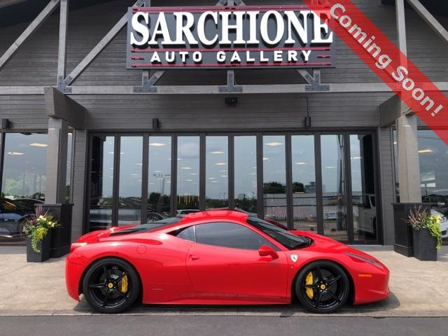 2011 Ferrari 458 Italia:3 car images available