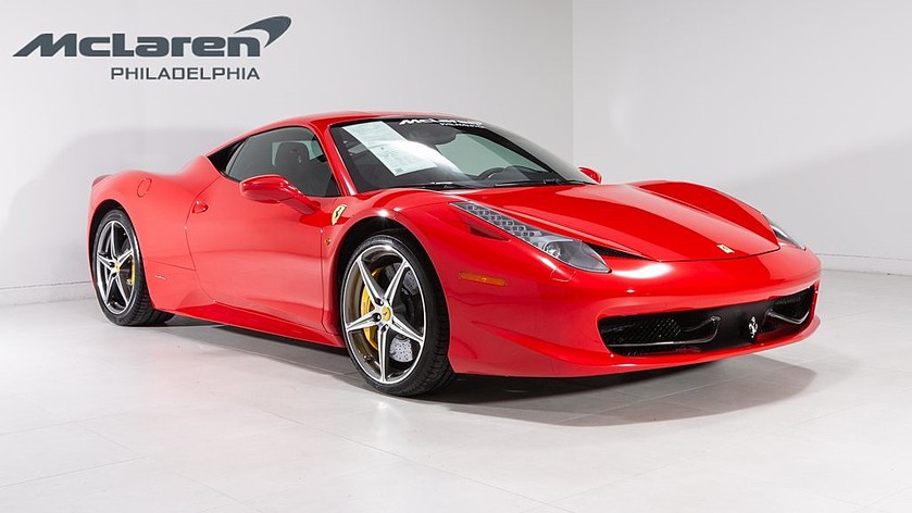 2014 Ferrari 458 Italia:21 car images available