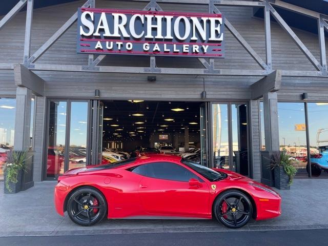 2012 Ferrari 458 Italia:3 car images available
