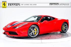 2015 Ferrari 458 Speciale:24 car images available