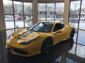 2015 Ferrari 458 Speciale:22 car images available