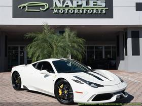 2014 Ferrari 458 Speciale:24 car images available
