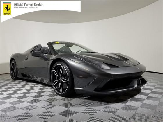 2015 Ferrari 458 Speciale:20 car images available