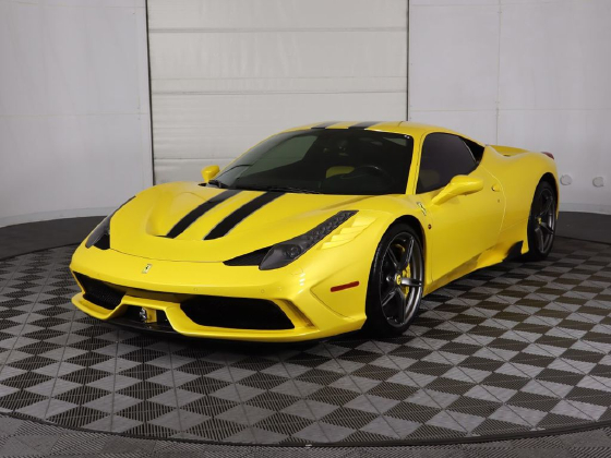 2015 Ferrari 458 Speciale:9 car images available