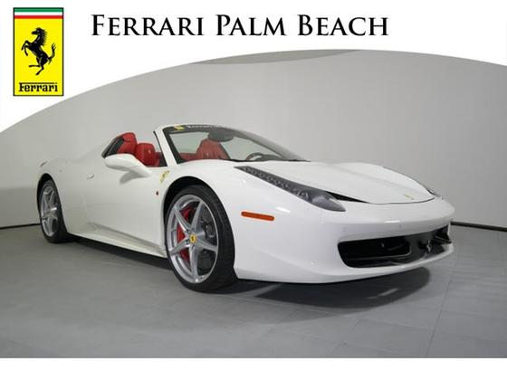 2014 Ferrari 458 Spider:20 car images available