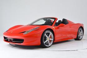 2015 Ferrari 458 Spider:24 car images available