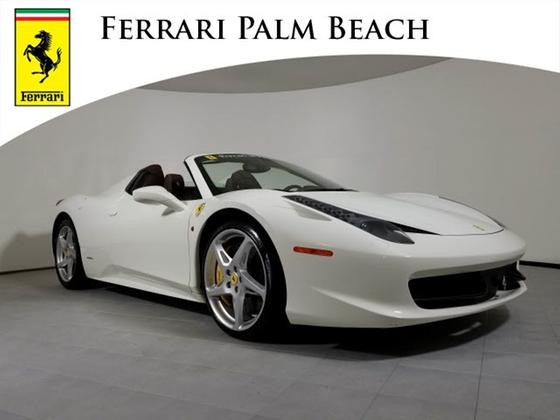 2015 Ferrari 458 Spider:18 car images available