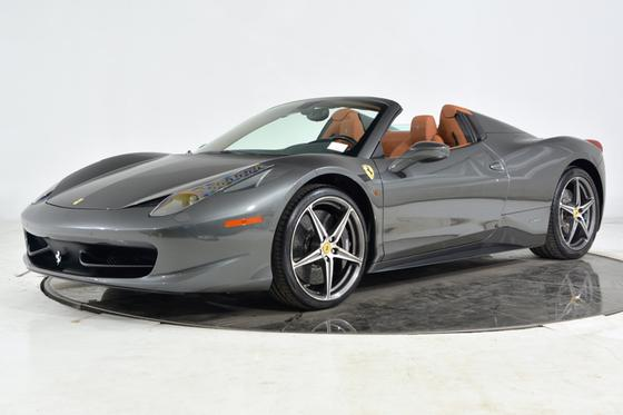 2014 Ferrari 458 Spider:24 car images available