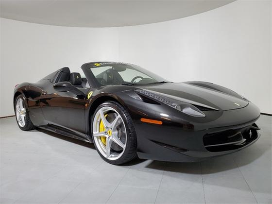 2013 Ferrari 458 Spider:19 car images available