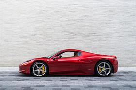 2013 Ferrari 458 Spider:14 car images available
