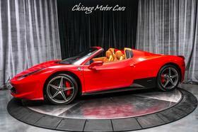 2012 Ferrari 458 Spider:24 car images available