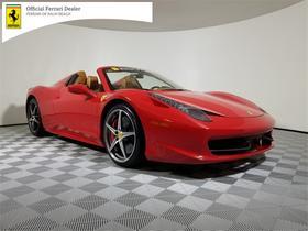 2015 Ferrari 458 Spider:20 car images available
