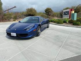 2013 Ferrari 458 Spider:6 car images available