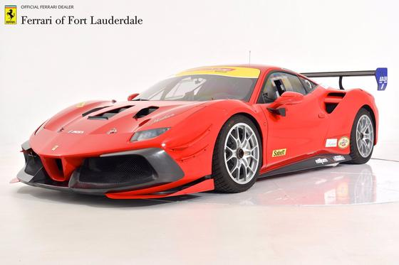 2016 Ferrari 488 Challenge:24 car images available