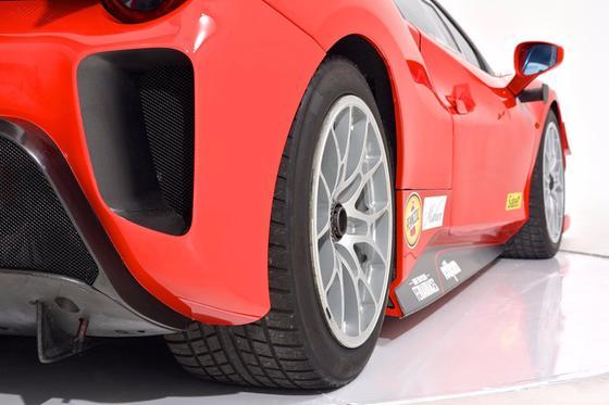 2016 Ferrari 488 Challenge