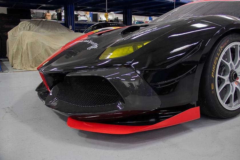 2017 Ferrari 488 Challenge