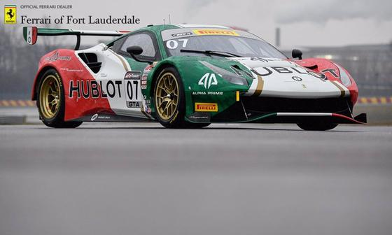 2018 Ferrari 488 GT3 EVO:5 car images available