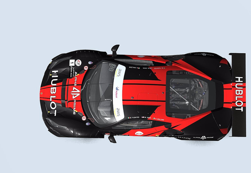 2018 Ferrari 488 GT3 EVO