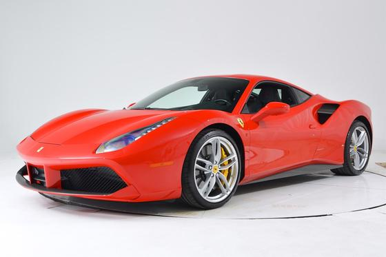 2016 Ferrari 488 GTB:23 car images available