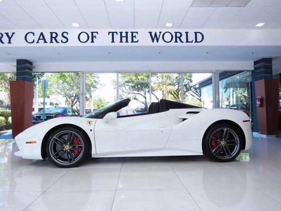2018 Ferrari 488 GTB:24 car images available