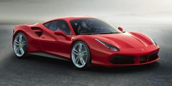2016 Ferrari 488 GTB : Car has generic photo