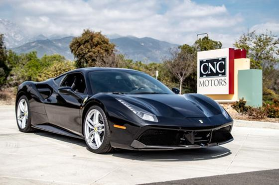 2016 Ferrari 488 GTB:24 car images available
