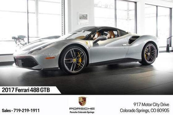 2017 Ferrari 488 GTB:21 car images available