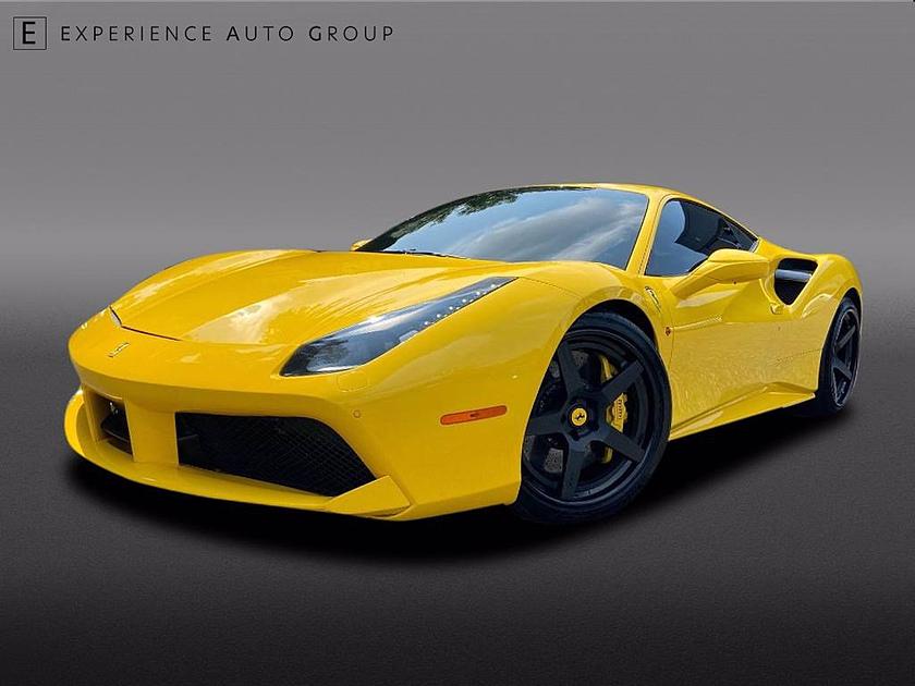 2016 Ferrari 488 GTB:20 car images available
