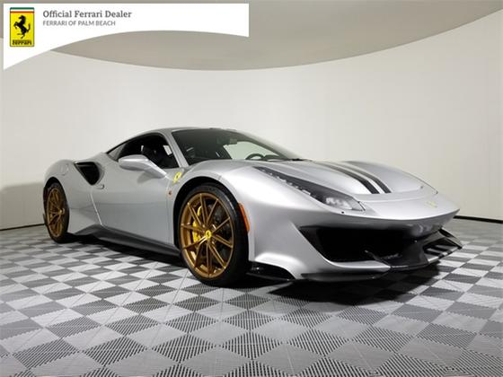 2019 Ferrari 488 Pista:20 car images available