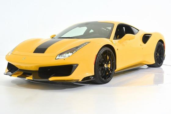 2020 Ferrari 488 Pista:24 car images available
