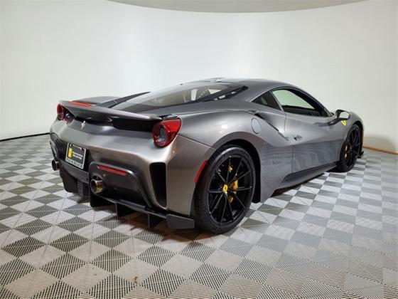2019 Ferrari 488 Pista