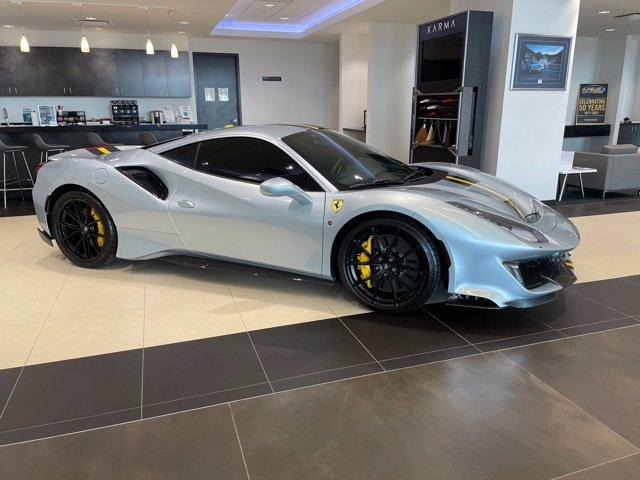 2019 Ferrari 488 Pista:13 car images available
