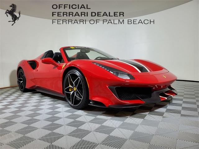 2020 Ferrari 488 Pista:20 car images available