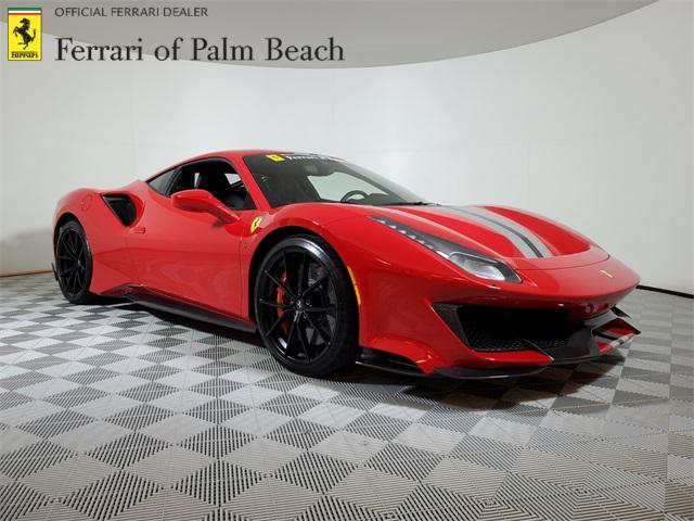 2019 Ferrari 488 Pista:20 car images available