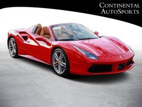 2017 Ferrari 488 Spider:24 car images available