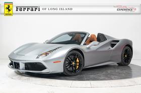 2016 Ferrari 488 Spider:24 car images available