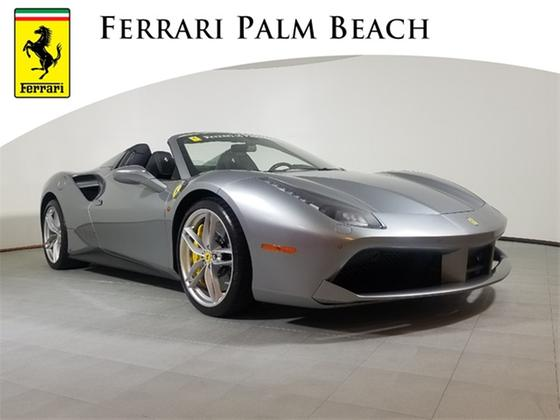 2018 Ferrari 488 Spider:20 car images available
