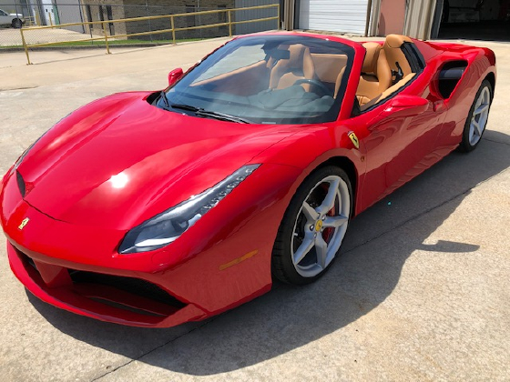 2018 Ferrari 488 Spider:8 car images available