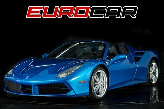 2017 Ferrari 488 Spider:24 car images available