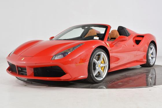 2019 Ferrari 488 Spider:24 car images available