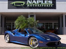 2016 Ferrari 488 Spider:24 car images available