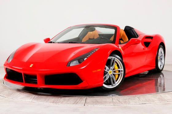 2019 Ferrari 488 Spider:24 car images available