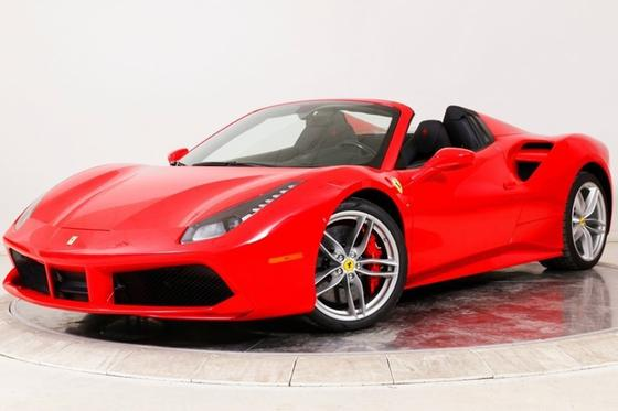 2018 Ferrari 488 Spider:24 car images available
