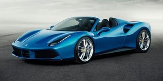 2018 Ferrari 488 Spider : Car has generic photo